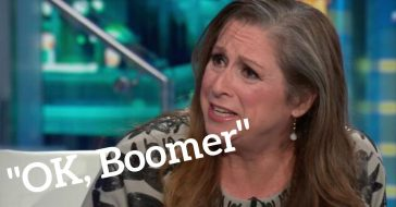 Disney Heiress Doesn't Understand Why Other Fellow Boomers Are Offended By The Phrase _OK Boomer_