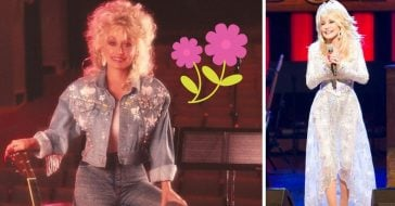 Dolly Parton reveals that she has a lot of little tattoos