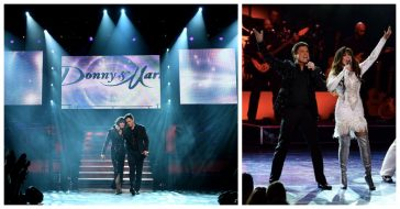 Donny & Marie Osmond Conclude 11-Year Las Vegas Residency With Emotional Final Show