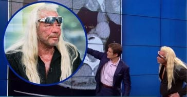 Dr. Oz Reveals Dog The Bounty Hunter's Startling Medical Scans Of His Lungs