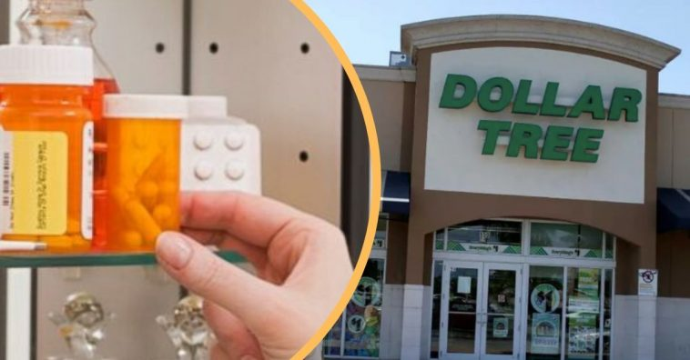 FDA Sends Out Warning To Dollar Tree For Selling _Potentially Unsafe Drugs_