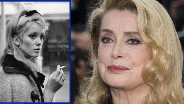 French Movie Star, Catherine Deneuve, Has Been Hospitalized After Suffering A Stroke