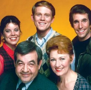 Happy Days and Marion Ross became sitcom icons