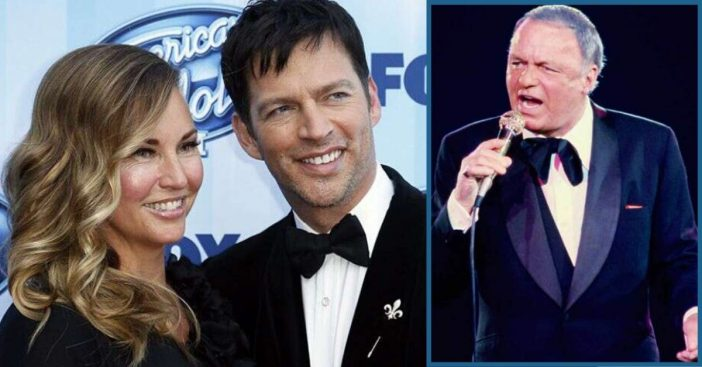 Harry Connick Jr. Recalls The Inappropriate Moment When Frank Sinatra Kissed His Wife