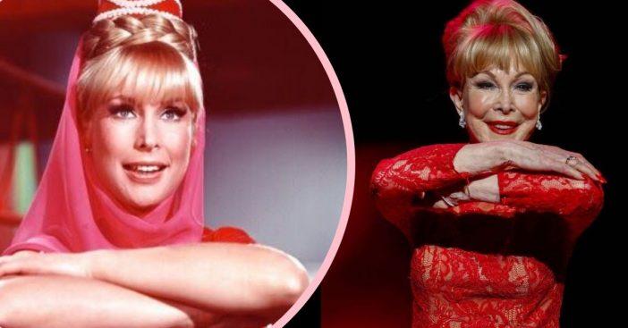 'I Dream Of Jeannie' Star Barbara Eden Thinks Reboot Is A _Good Idea_