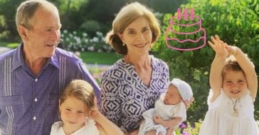 Jenna Bush Hager shares family photo to celebrate mom Laura Bush birthday