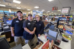 John Mitchell is a celebrated part of the Wawa team