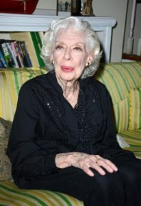 Joyce Randolph presently