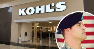 Kohls is offering an additional Veterans Day discount