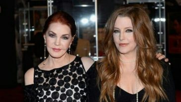 Lisa Marie and Priscilla Presley have different thoughts about the Elvis biopic