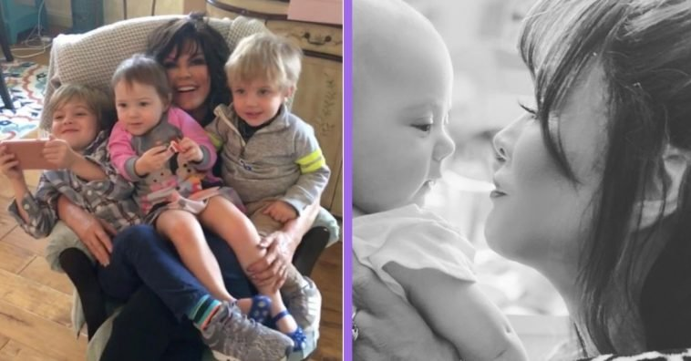 Marie Osmond Shares Adorable Rare Photo With Her Baby Grandson