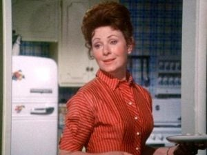 Marion Cunningham from Happy Days was a very memorable character on that show and all of sitcom