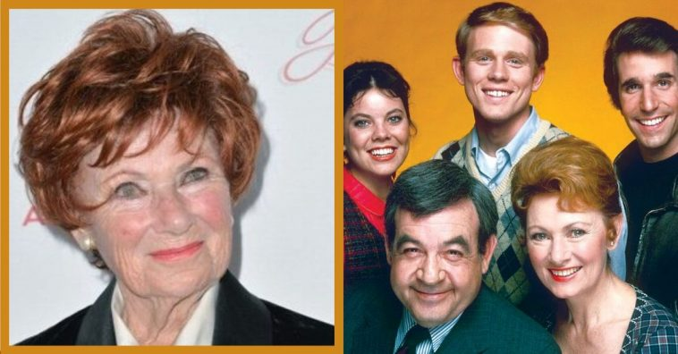Marion Ross became a part of making entertainment history in numerous popular titles over the decades