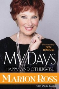 Ross's book, My Days: Happy and Otherwise