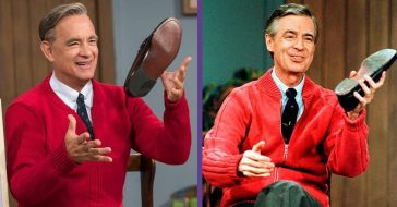 None Of Us Are Surprised To Learn That Tom Hanks Is Mister Rogers' 6th Cousin