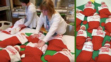 One Hospital Sends Babies Home In Christmas Stockings