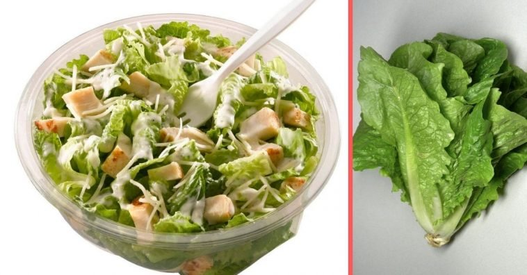 Packaged salads are being recalled in 22 states