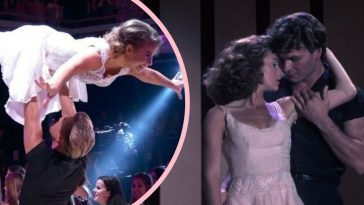 Patrick Swayze Would Be Proud Of Bindi Irwin's 'Dirty Dancing' Tribute Routine