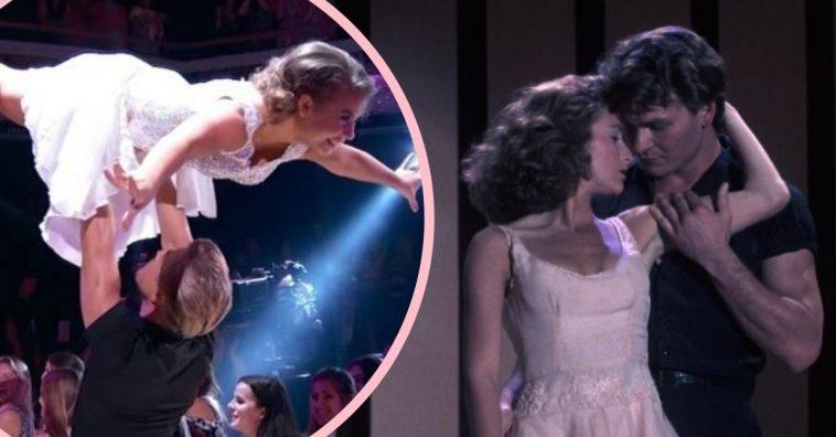 Patrick Swayze Would Be Proud Of Bindi Irwin's 'Dirty Dancing' Tribute Routine