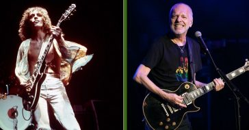 Peter Frampton Says He Sleeps With His Guitar As He Battles Muscle-Wasting Disease