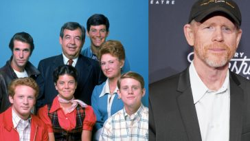 Ron Howard talks about the time he almost quit Happy Days