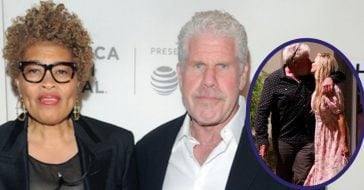 Ron Perlman Divorces Wife Of 38 Years After He's Seen Kissing Costar