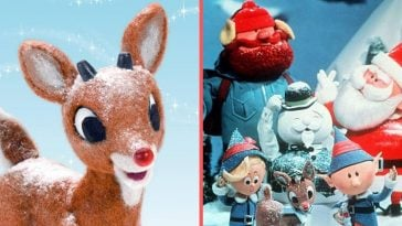 Rudolph the Red Nosed Reindeer tops Americas favorite holiday movies