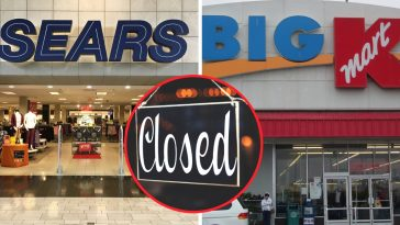 Sears and Kmart announce more store closings