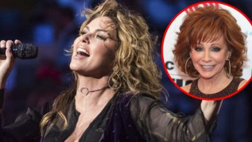 Shania Twain Calls Radio Stations 'Ageist' For Ignoring Stars Like Her, Reba McEntire, And More
