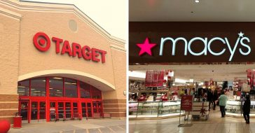 Stores like Target are doing better than department stores