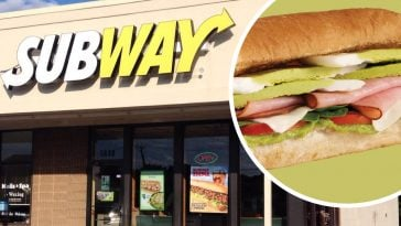Subway released a green eggs and ham sandwich