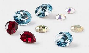 Swarovski Crystals make anything glitter