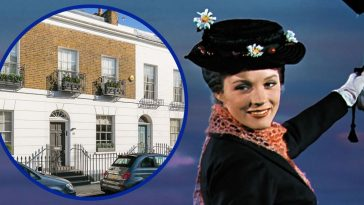 The Home Where P.L. Travers Wrote 'Mary Poppins' Is Up For Sale