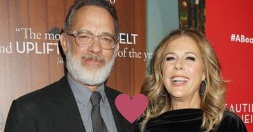 The Simple Yet Wholesome Thing Tom Hanks & Rita Wilson Do In Their Spare Time