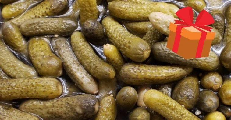 There is now a pickle subscription box for holiday gifts