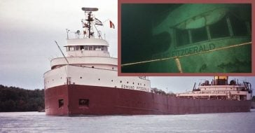 This marks one of the most disastrous accidents in the Great Lakes