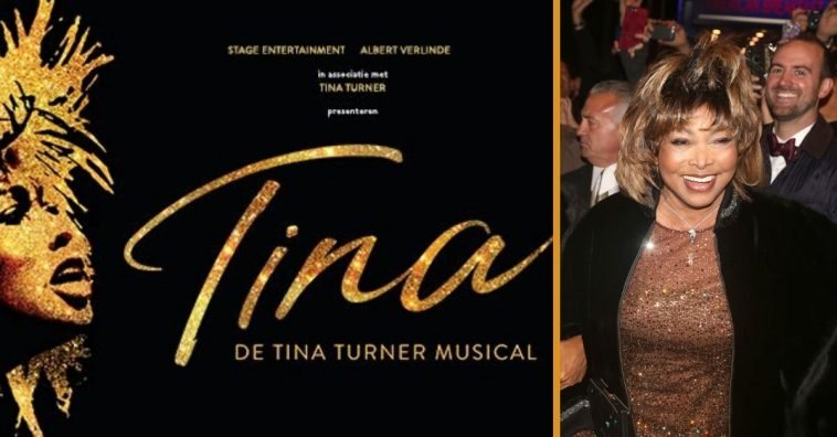 Tina Turner delivered an emotional speech during opening night at her musical