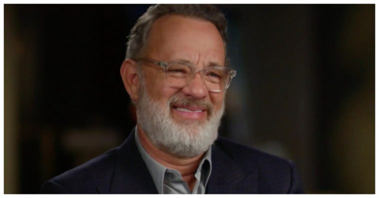 Tom Hanks Says He Sometimes Feels Like A 'Fraud' In New Interview