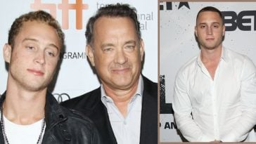 Tom Hanks' Son, Chet, Talks About Life Being The Son Of Such A Beloved Actor