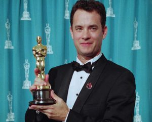 Tom Hanks has a handful of Oscar nominations and two wins