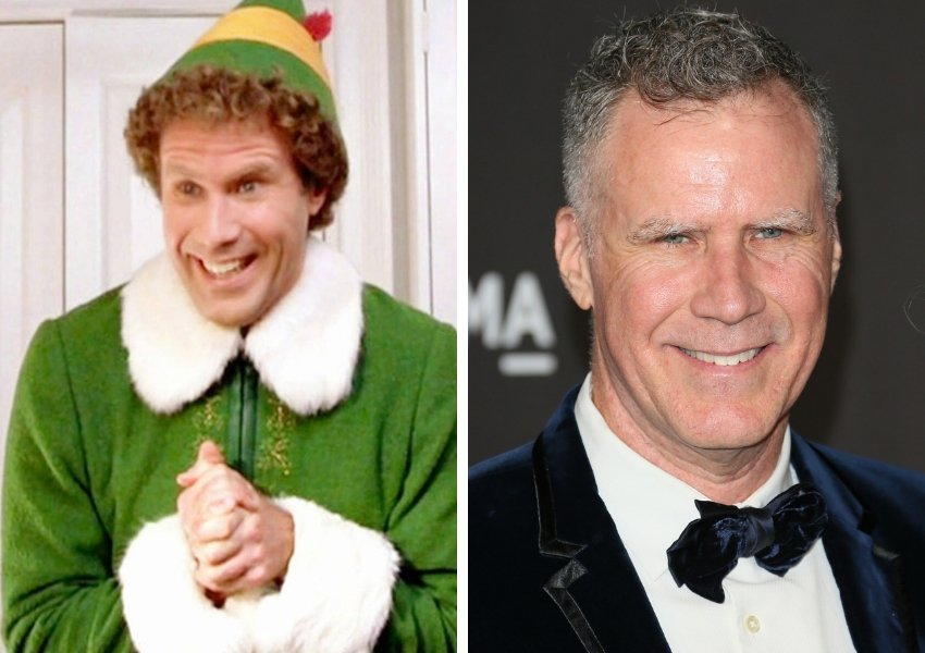will ferrell buddy the elf