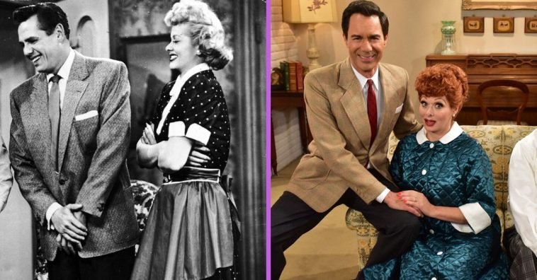 Will and Grace will recreate I Love Lucy episodes