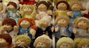 Cabbage Patch Kids started a cultural movement