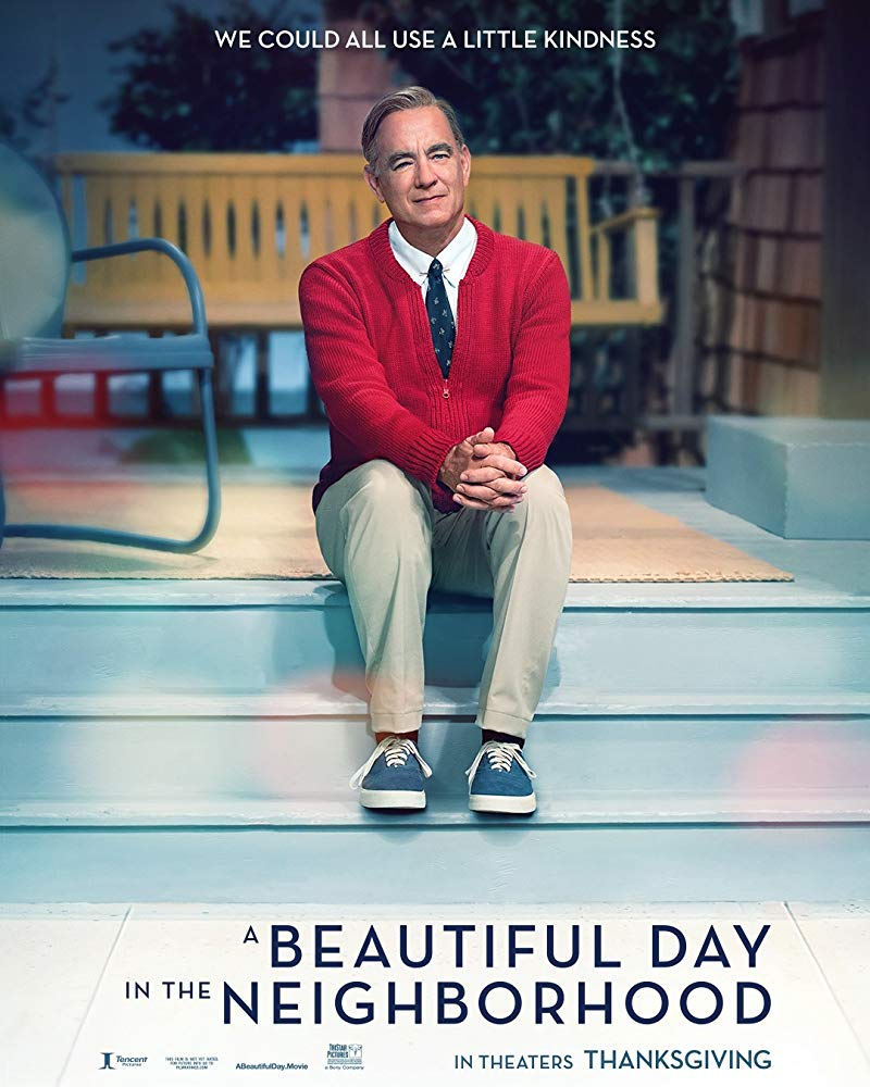 tom hanks is mr rogers 6th cousin