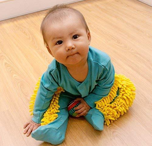 baby mop onesie amazon