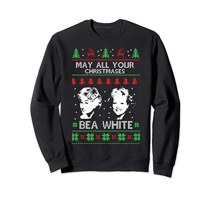 golden girls christmas sweater amazon
