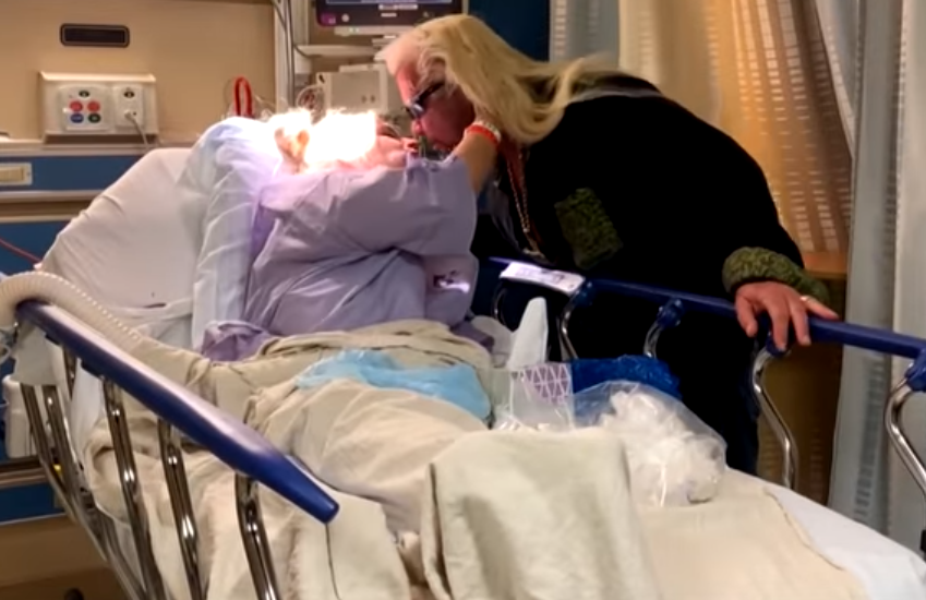 dog the bounty hunter contemplates suicide in finale episode of new show