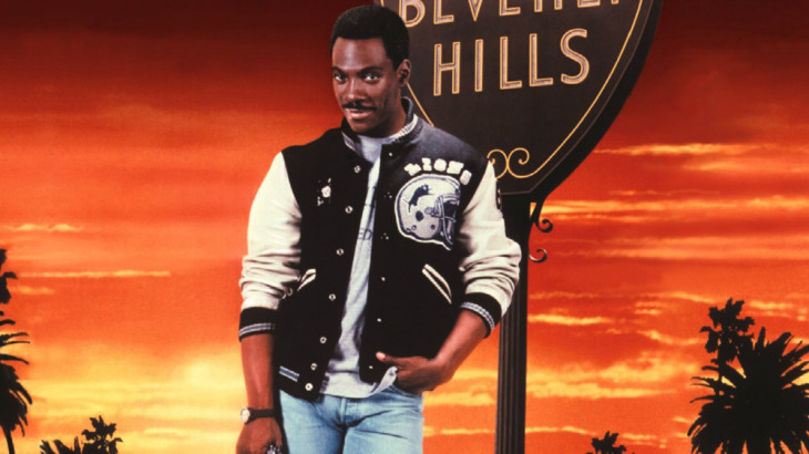 beverly hills cop 4 in the works