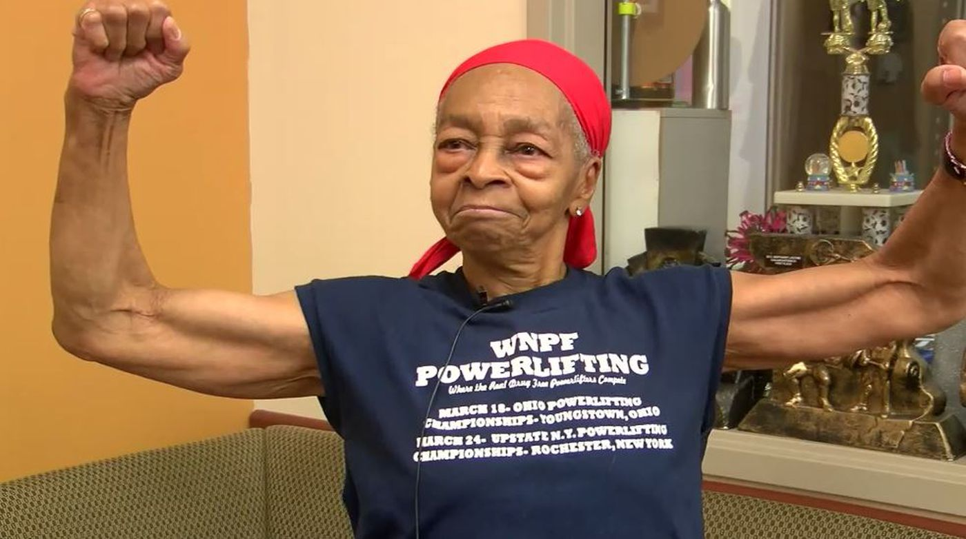 82 year old bodybuilder willie murphy fights off intruder