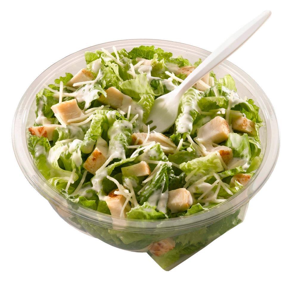 caesar salad packaged